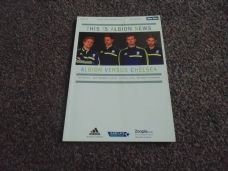 West Bromwich Albion v Chelsea, 2013/14